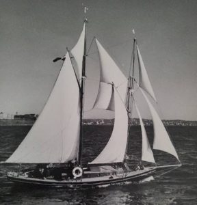Two Masted Schooner - Venture